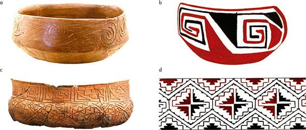 La tradicin del arte chamnico ShipiboConibo amazona peruana