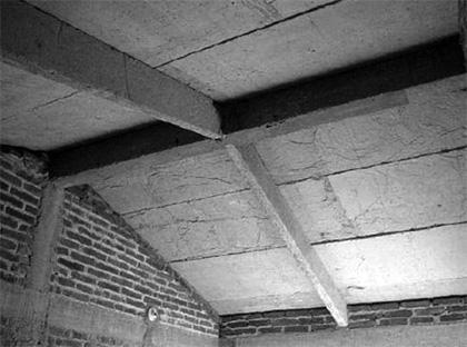 Desempe o t rmico de techo alternativo para vivienda en for Losa techo
